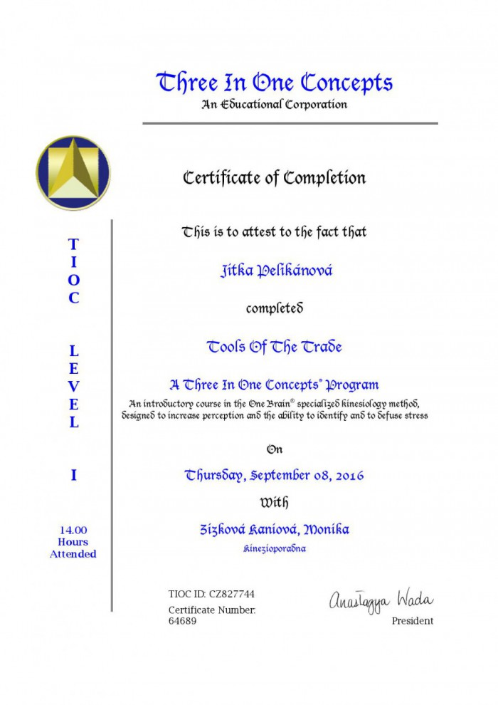 OB1-certifikat